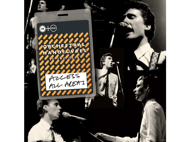 OMD - Access All Areas [CD + DVD Video]