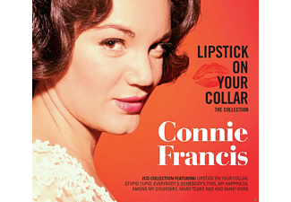 Connie Francis - Lipstick On Your Collar [CD]