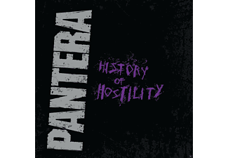 Pantera - History Of Hostility - (CD)