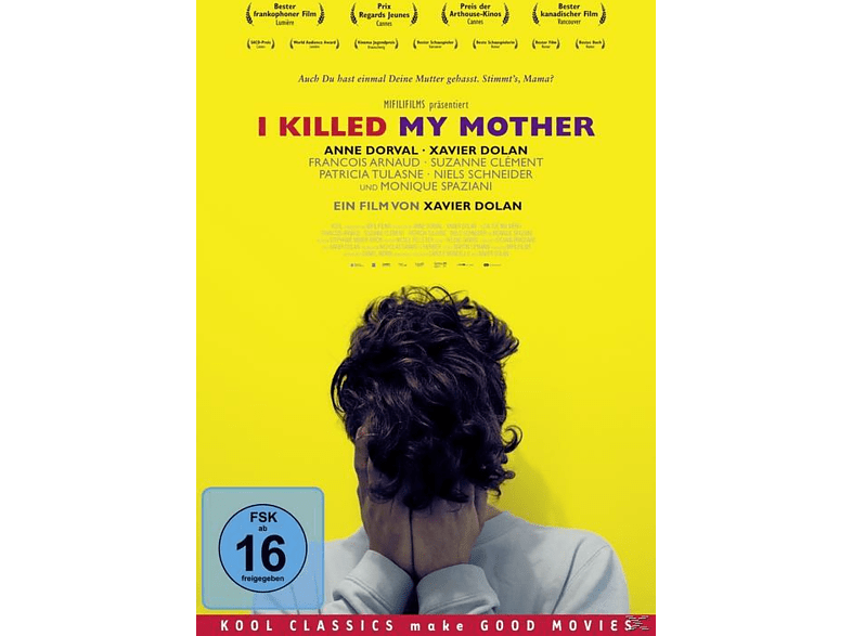 I killed my mother [DVD]