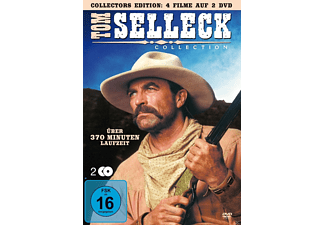Tom Selleck Collection - (DVD)