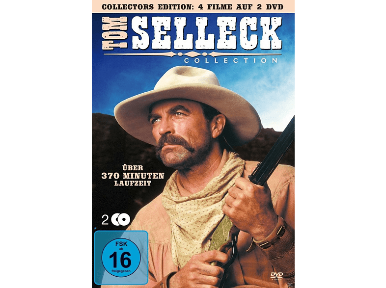 Tom Selleck Collection [DVD]