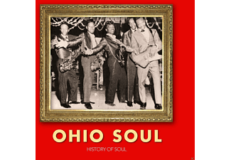 History Of Soul - Ohio Soul [CD]