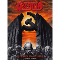 Kreator - At the Pulse of Capitualtion: Live in East Berlin 1990 (Audio-CD) [DVD]
