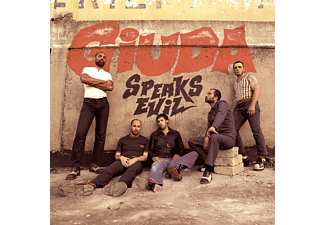 Guida - Speaks Evil - (CD)