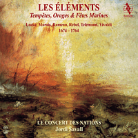 Le Concert Des Nations - Les Elements [SACD Hybrid]
