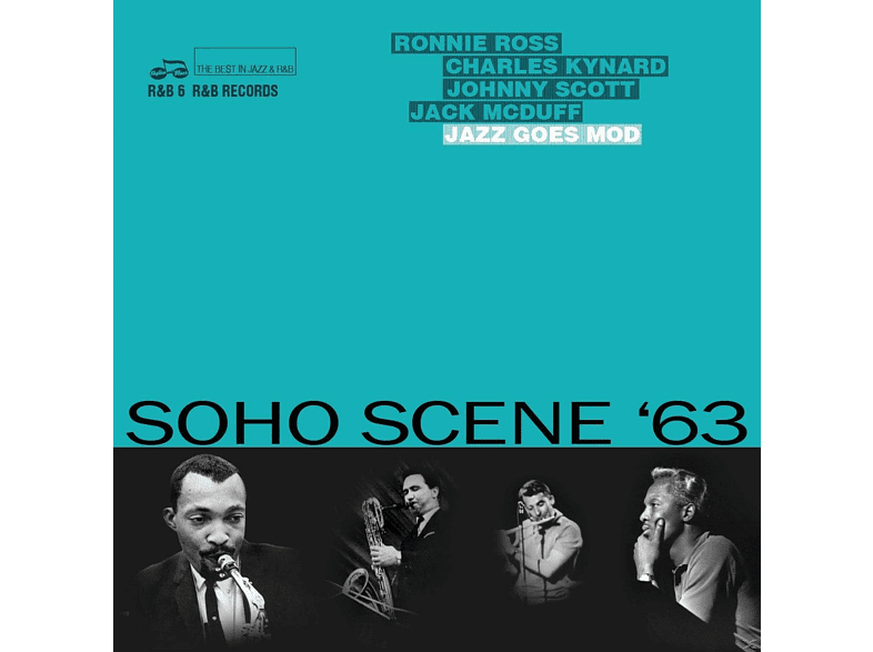 VARIOUS - Soho Scene '63-Jazz Goes Mod [Vinyl]