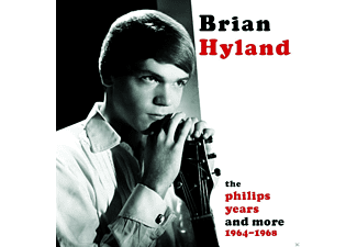 Brian Hyland - The Philips Years And More 1964-196 - (CD)