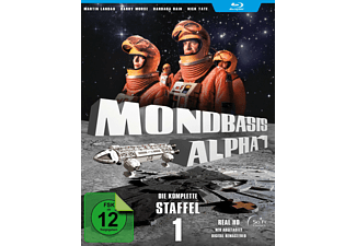 Mondbasis Alpha 1 - Staffel 1 (Extended Version) [Blu-ray]