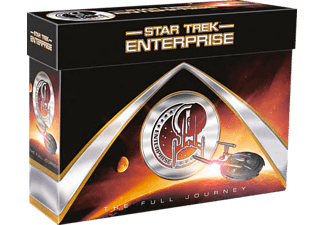 Star Trek Enterprise - The Full Journey DVD