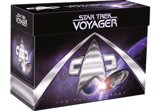 Star Trek - Voyager - The Full Journey - DVD