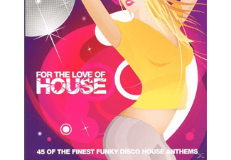 VARIOUS - For The Love Of House Vol.3 - (CD)