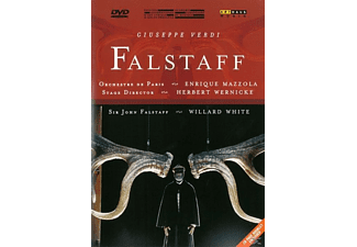 VARIOUS, White, Page, Mazzola - Falstaff - (DVD)