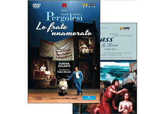 VARIOUS - Lo Frate 'nnamorato/Messe In H-Moll - (DVD)