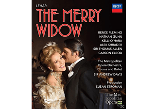 Renée Fleming - Lehar: The Merry Widow - (Blu-ray)