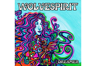 Wolvespirit - Dreamer (Red Vinyl) - (EP (analog))