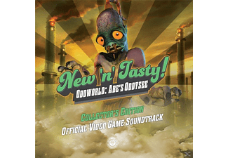 Michael Bross - Oddworld: New 'n' Tasty-Official [Vinyl]