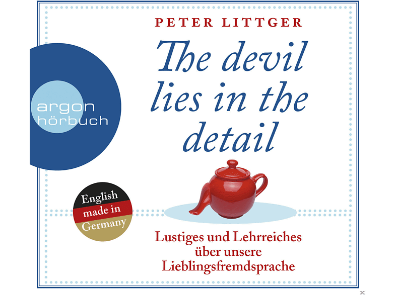 The devil lies in the detail - (CD)