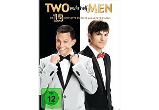 Two and a half men - Staffel 12 [DVD]