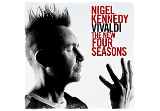 Nigel Kennedy, The Orchestra of Life - Vivaldi - The New Four Seasons (CD)