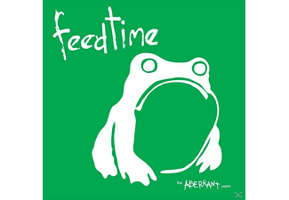 Feedtime - The Aberrant Years - (Vinyl)