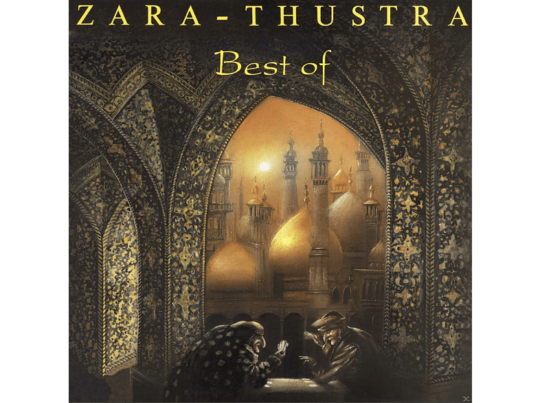 Zara Thustra - Best Of [CD]