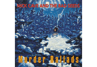 Nick Cave & The Bad Seeds - Murder Ballads 2011 Remaster CD