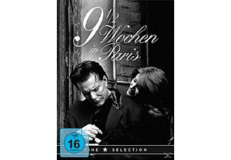 9 1/2 WOCHEN IN PARIS (MEDIABOOK) - (DVD)