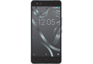 "Móvil - BQ Aquaris X5, 16GB, red 4G, Dual SIM, pantalla HD 5"", 13 mpx, Negro"