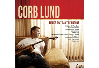 Corb Lund - Things That Can't Be Undone [Vinyl]