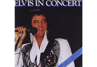 Elvis Presley - Elvis In Concert - (CD)