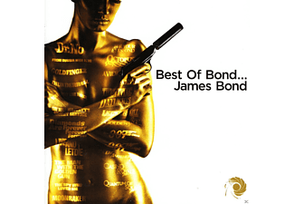 VARIOUS - Best Of Bond...James Bond - (CD)