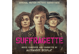 O.S.T. - Suffragette [CD]