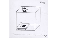 Liars - They Threw Us All In A Trench [CD]
