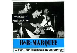 Alexis Blues Inc. Korner - R N B From The Marquee [CD]