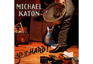 Michael Katon - Rip It Hard [CD]