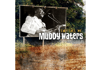 Muddy Waters - They Call Me Muddy Waters - (CD)