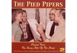The Pied Pipers - Dreams From The Sunny Side Of The Street - (CD)