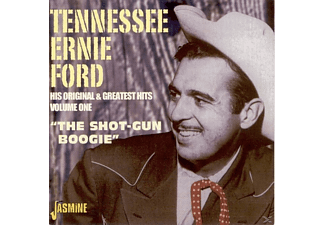 Tennessee Ernie Ford - Greatest-Shot Gun Boogie - (CD)