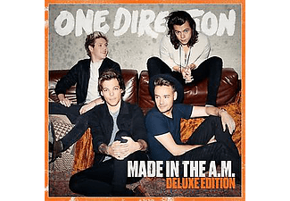 One Direction - Made in the A.M. - Deluxe Edition (CD)