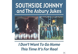 Southside Johnnny - I Don't Want To Go Home & This Time It's For Real - (CD)