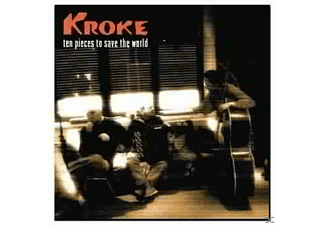 Kroke - TEN PIECES TO SAVE THE WORLD - (CD)