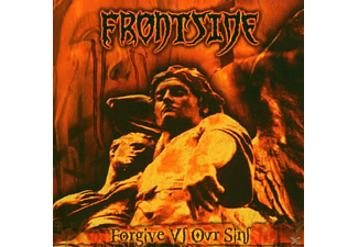 Frontside - Forgive Us Our Sins - (CD + DVD Video)