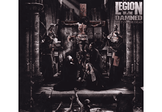 Legion Of The Damned - Cult Of The Dead (Ltd.Ed.) - (DVD)