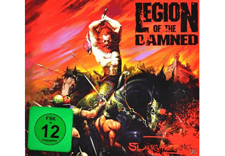 Legion Of The Damned - Legion Of The Dammed - Slaughtering - (DVD)