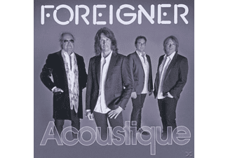 Foreigner - Acoustique - (CD)