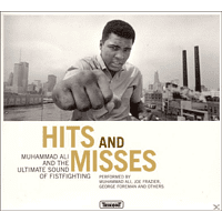 VARIOUS - Hits & Misses-Muhammad Ali And The Ultimate Sound [CD]