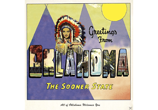 VARIOUS - Greetings From Oklahoma - (CD)