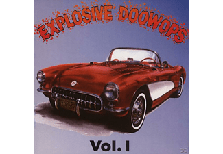 VARIOUS - Explosive Doowops Vol.1 - (CD)