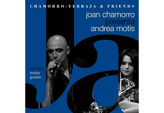 Chamorro-terraza & Friends - Joan Chamorro Presenta Andrea Motis - (CD)